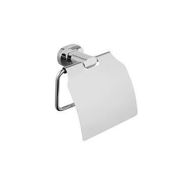 Bisk 07029 GO Uchwyt wc z klapką chrom