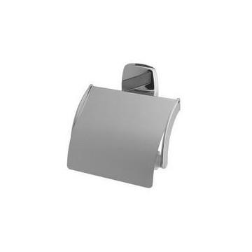 Bisk 79705 OREGON Uchwyt do wc z klapką chrom