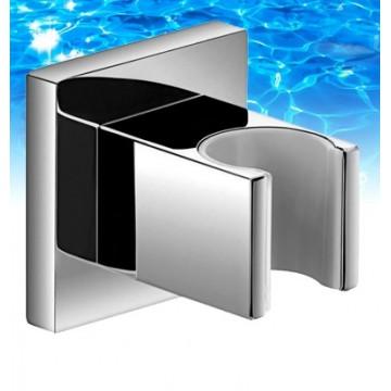 Omnires Uchwyt punktowy do prysznica mosiężny chrom 8876A