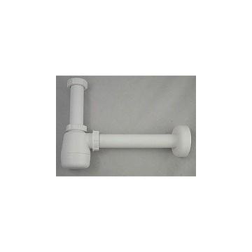 Viega Syfon bidetowy butelkowy biały tworzywo 120337