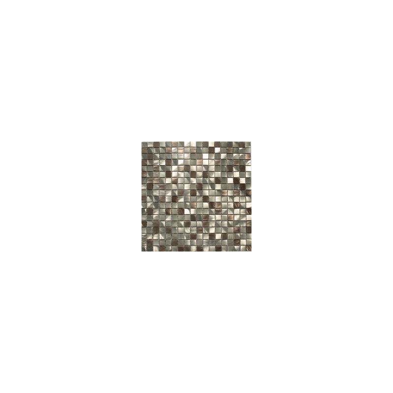 Dell' Arte FUTURA Mozaika metalowa  polerowana 300x300