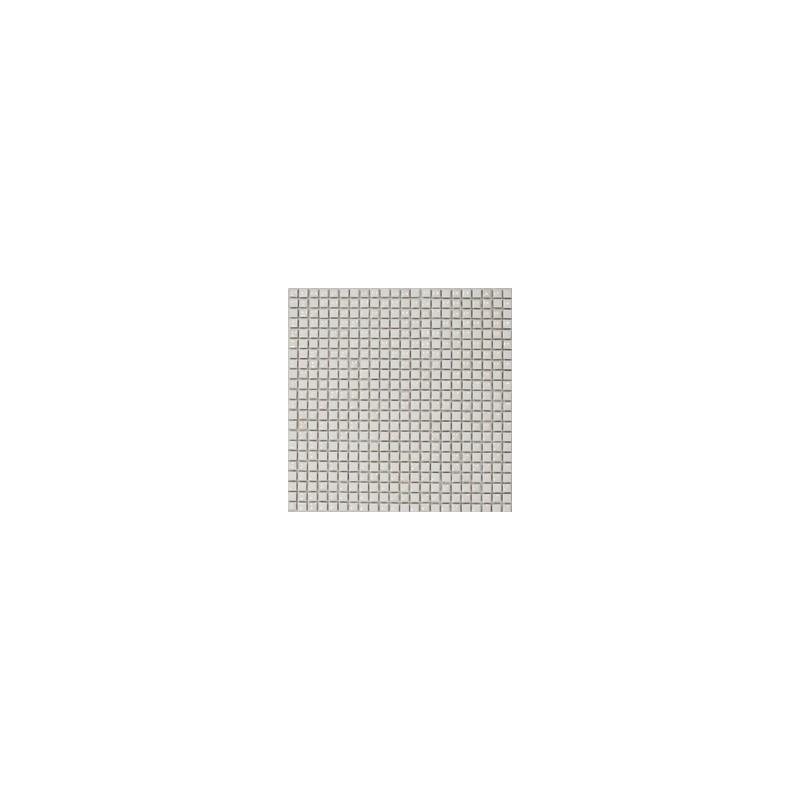 Dell' Arte WHITE VELVET Mozaika kamień/szkło polerowana 300x300