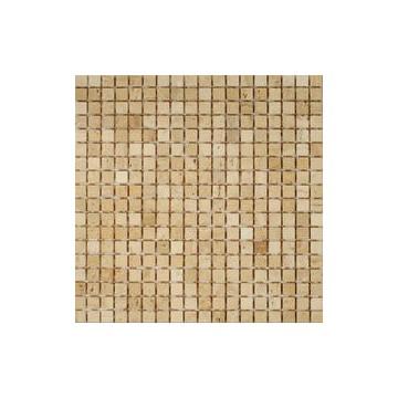 Dell' Arte TRAWERTINO FLORENCE RS034 Mozaika Trawertyn matowa 300x300