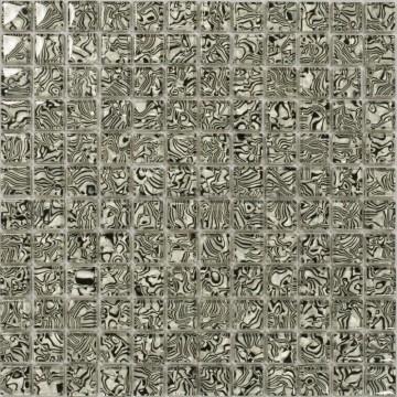 Dell' Arte ZEBRA Mozaika szklana polerowana 300x300