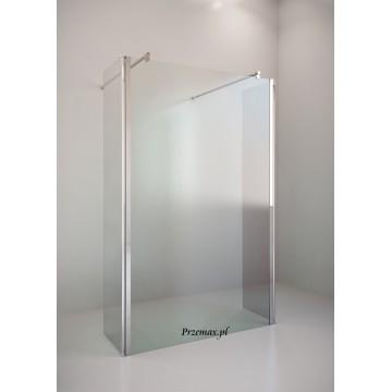 EASY IN Walk-In BK254T12 Kabina przyścienna szkło przejrzyste profil chrom