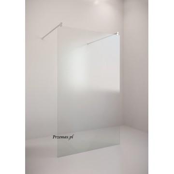 EASY IN Walk-In BK252T10 Ścianka 100x200 szkło przejrzyste profil chrom