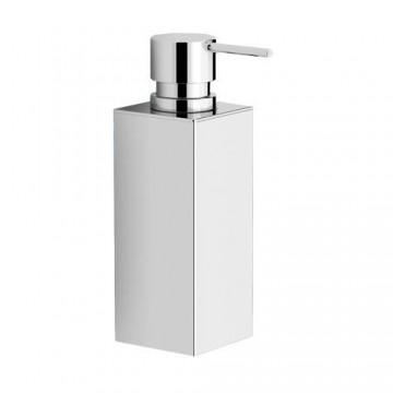 Omnires UNI Dozownik do mydła w płynie wiszący chrom UN10720/K