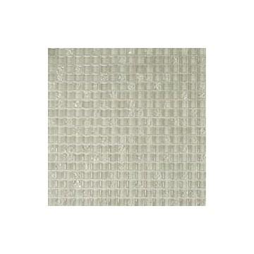 Dell' Arte SILVER WHITE Mozaika szklana poler 300x300