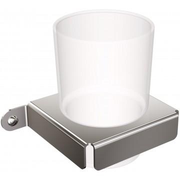 Andex TECHNIK  Wieszak1-szklankowy Inox 310SG