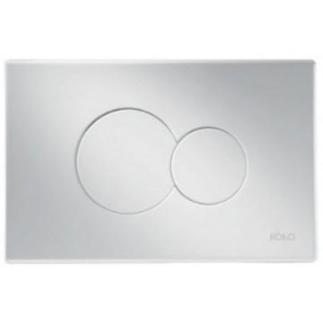 Koło ECLIPSE Przycisk spłukujacy biały 94122-001