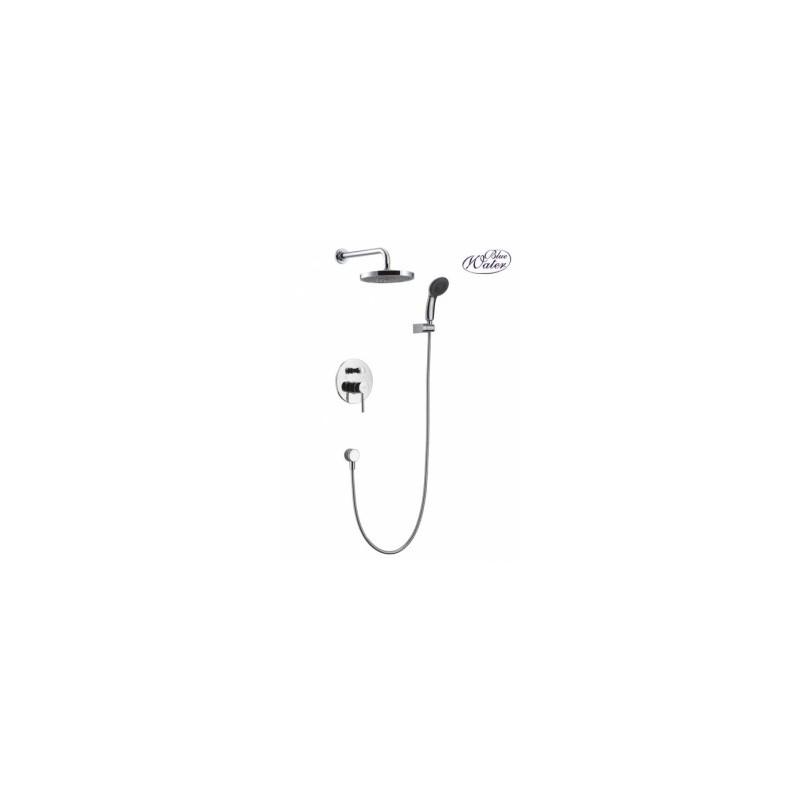 Blue Water DENVER DEN-ZKP.150C zestaw prysznicowy podtynkowy chrom