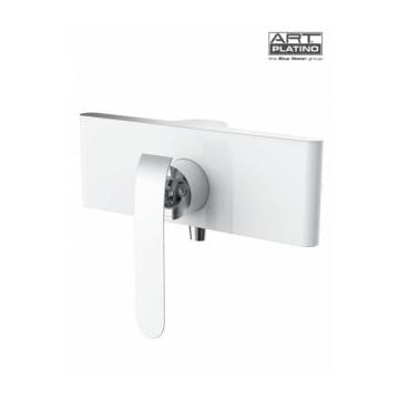 Art Platino EMIRA EMI-BPK.030BC bateria prysznicowa biały/chrom  BON UPOMINKOWY O WARTOŚCI 20 ZŁ