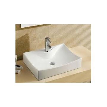 REA GALA WHITE Umywalka ceramiczna biała