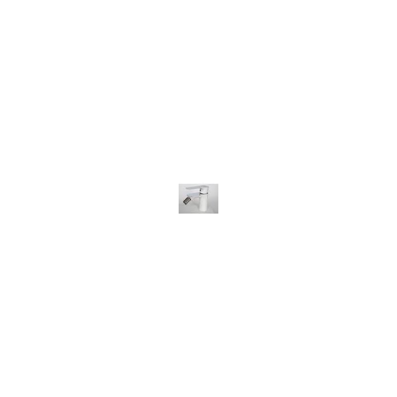 Laveo RAILA BLL_632D Bateria bidetowa białe/chrom