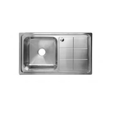 Kuchinox TRIUMF SKT_011T zlewozmywak stalowy gładkie