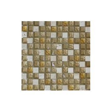 Dell' Arte RU-BE23 RUSTICO BEIGE Mozaika szkło/kamień 300x300