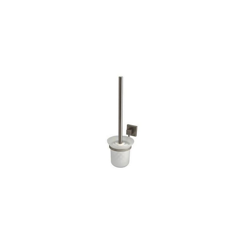 Bisk NORD Szczotka Wc toaletowa  szczotkowany nikiel 00584