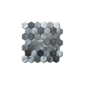 Dell' Arte HEX SPACE mozaika metalowa